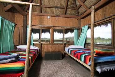 Accommodations in the Florida Everglades