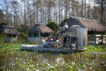 Best Airboat Ride in the Florida Everglades